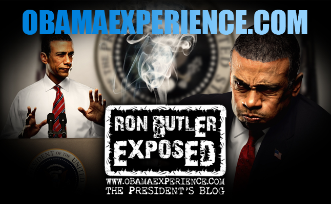 Obama Experience (Dot) Com Blog Launch